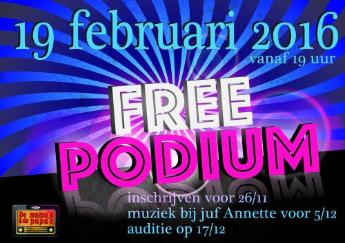 Free Podium2016-01